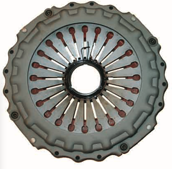 DS430 CLUTCH COVER